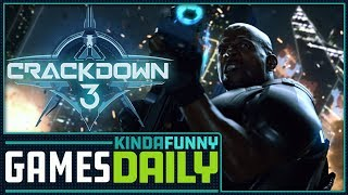 Crackdown 3 Developer Shake-Up - Kinda Funny Games Daily 06.20.18