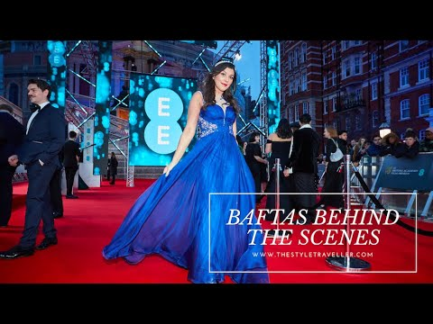 BAFTA's Behind The Scenes - See What Really Happens! With Bonnie Rakhit