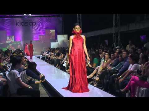 Robin winder Haute Couture para KLDSCP 2016