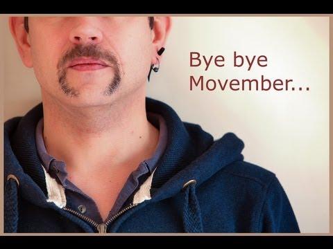 Bye bye Movember