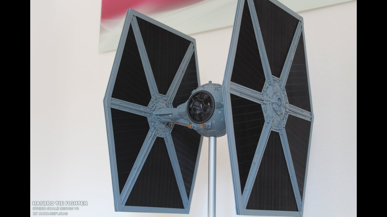 tie fighter studio scale quot koolshade quot edition 2013 v3 0