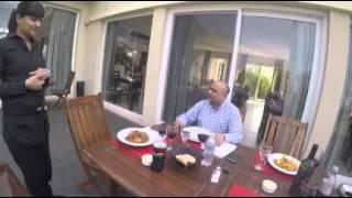 Marito Casalongue le pide vacío a la moza