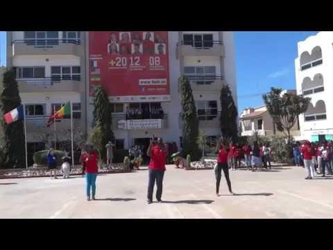 Flashmob BEM Dakar