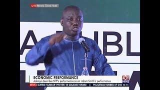 Economic Performance: Adongo describes NPP's performance as an 'Adom Smith's' performance (4-4-19)