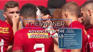 Rugby 7s - Canada vs. Russia TOV