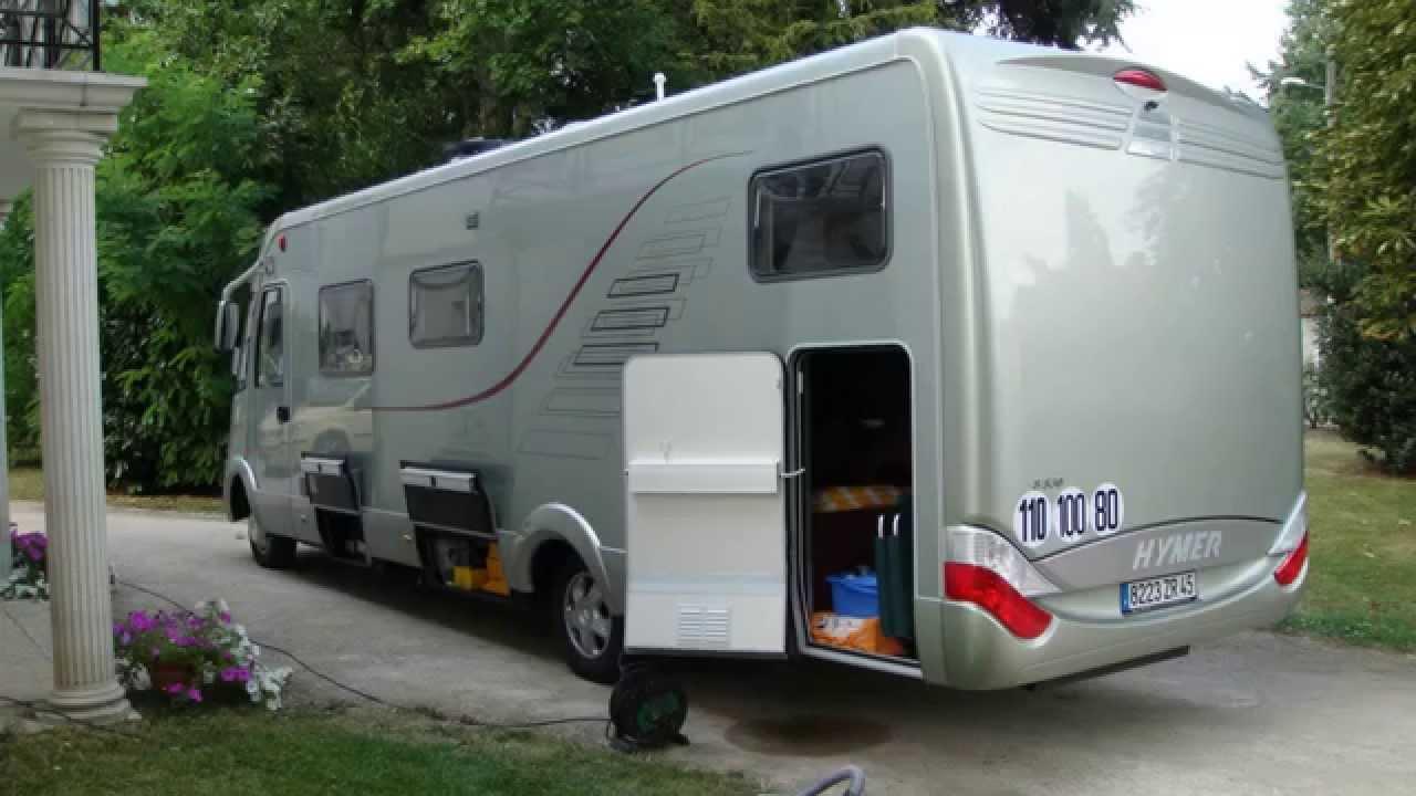 camping car hymer s830 doovi. Black Bedroom Furniture Sets. Home Design Ideas