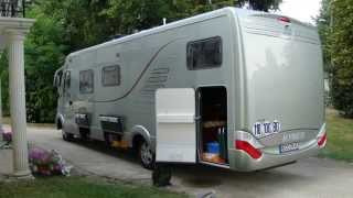 Camping car Hymer S830