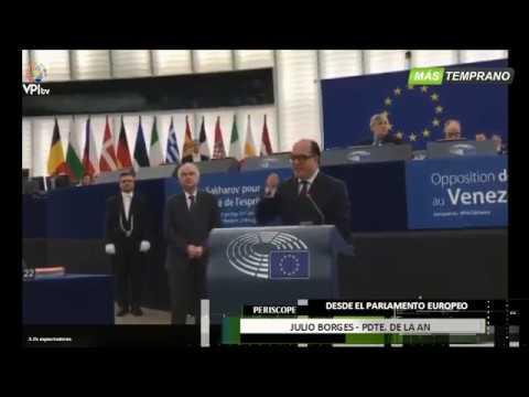 Venezuela- Oposición venezolana recibió el Premio Sájarov en el Parlamento Europeo -VPITV