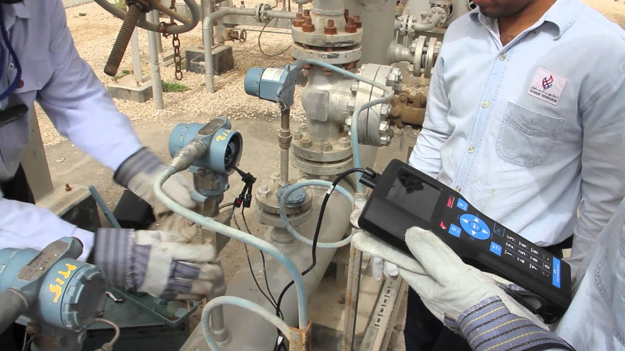 Pressure Transmitter Calibration Bahrain Youtube