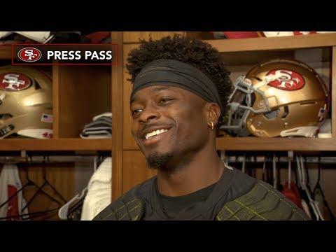 49ers at Cardinals pregame: Goodwin inactive, all running backs OK