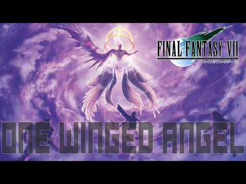 Final Fantasy Vii Ps4 Final Boss Safer Sephiroth Youtube