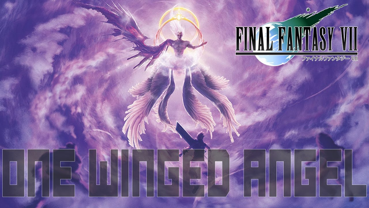 Final Fantasy Vii Ps4 Final Boss Safer Sephiroth
