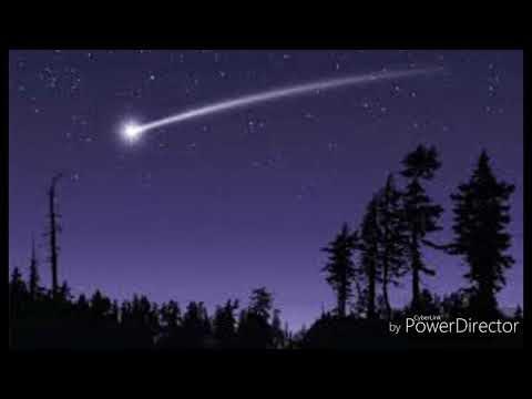 Barasi Daga (Shooting Star) - Patti Potts Doi