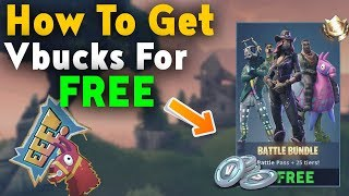 How To Get Free Vbucks In Fortnite Battle Royal : Season 6 Guide ✔️ ZIGZAGBOI ✔️