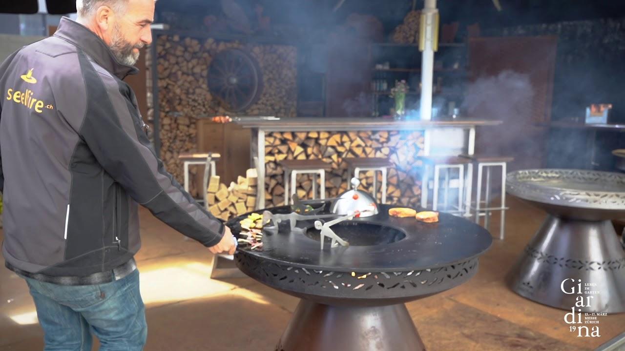 steelfire Erlebnis Grill