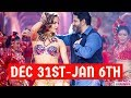 Top 10 Hindi/Indian Songs of The Week December 31st-January 6th 2018   New Bollywood Songs 2018