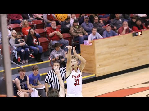 Austin Myers 6'4 Sophomore Highlights Vilonia High School
