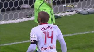 World Class Equalizer from Thierry Henry vs Toronto FC