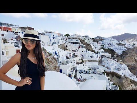 GREECE | AMALFI COAST | VEGAS VLOG