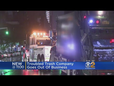 NYC Trash Company Goes Out Of Business