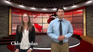 Bulldog TV:  The UPGRADE - SHS STUDIO S Episode 1 2017