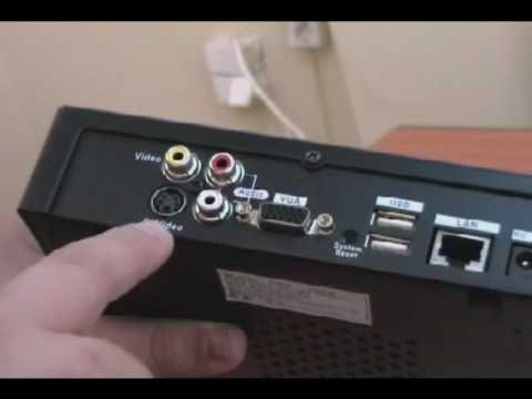 PBX 150 Set-Top-Box in Action from Streamark