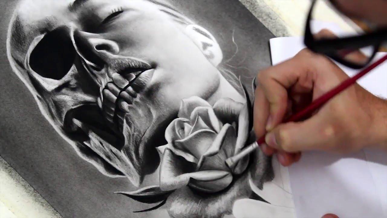 Serie De Desenho Preto E Branco 1 Youtube