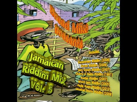 Jamaican Riddim Mix Vol 5