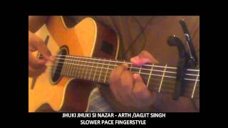 "Jagjit Singh ""Jhuki Jhuki Si Nazaar"" ARTH"