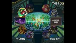 Stage select Theme Song - Megaman X6