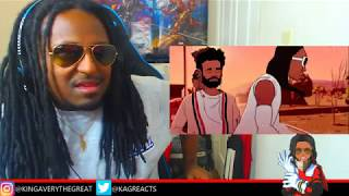 REACTING to Childish Gambino - Feels Like Summer (Official Music Video) REACTION!!!