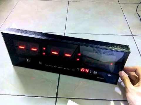 Suara alarm HG 3613