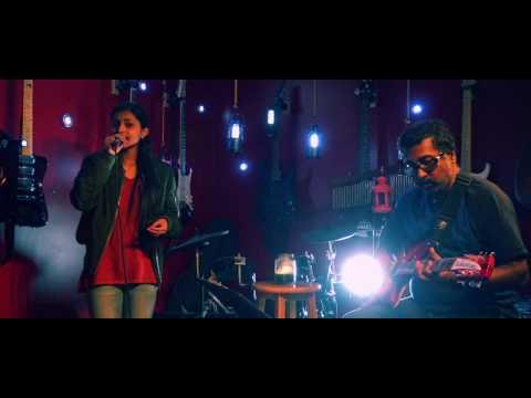 Rasave Unnai Naan - Live Selfie Vocal Cover by Abinaya ft. Kumaran
