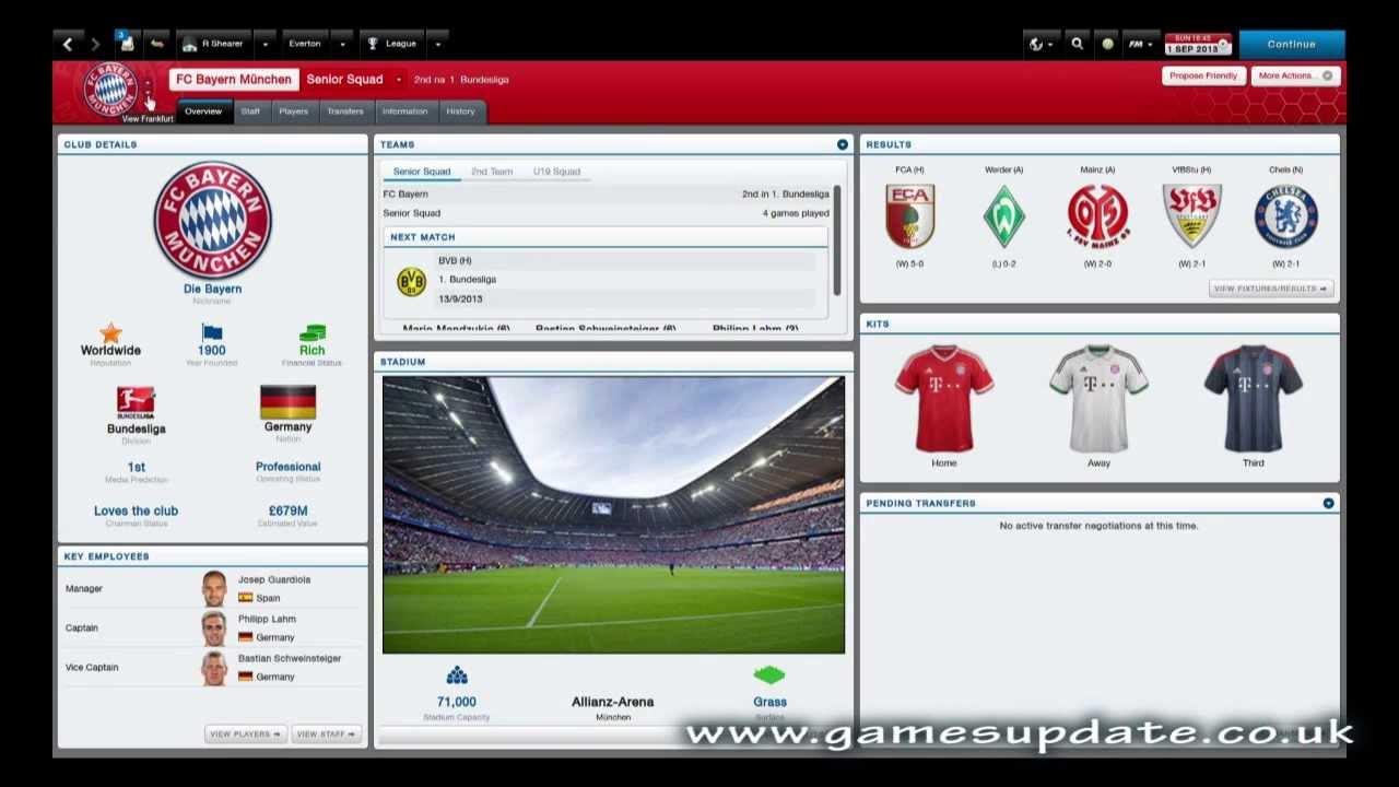 Football manager 2015 megapack kits+logos