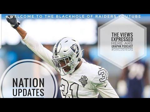 #Raiders Daily Raiders Roundup 🏴☠️ (Latest News & Transactions)