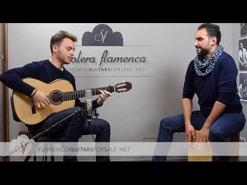 """Samuelito & Juan Manuel Cortés in Solera Flamenca. """"El Viajero"""" (Bulerías)"""
