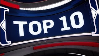 Top 10 Plays of the Night | October 18, 2017