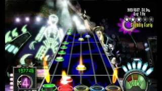 The Sorrow - Knights Of Doom (Frets on Fire sightread)