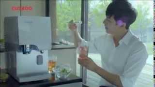 lee seung gi cuckoo ice water purifier ice no5 20 05 2014 30s