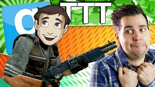 Gmod TTT - Trust Issues (Garry's Mod Funny Moments)