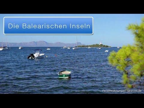 Balearen  Inselglück im Mittelmeer