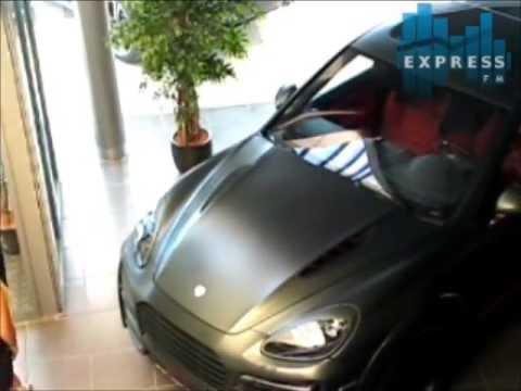 le lancement de la nouvelle porsche panamera en tunisie youtube. Black Bedroom Furniture Sets. Home Design Ideas