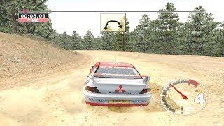 اجمل لعبة سباق سيارات رالي للكمبيوتر  Colin McRae Rally 04