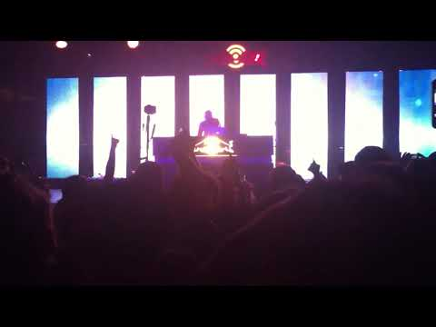 Flying Lotus Live at Forecastle 2012