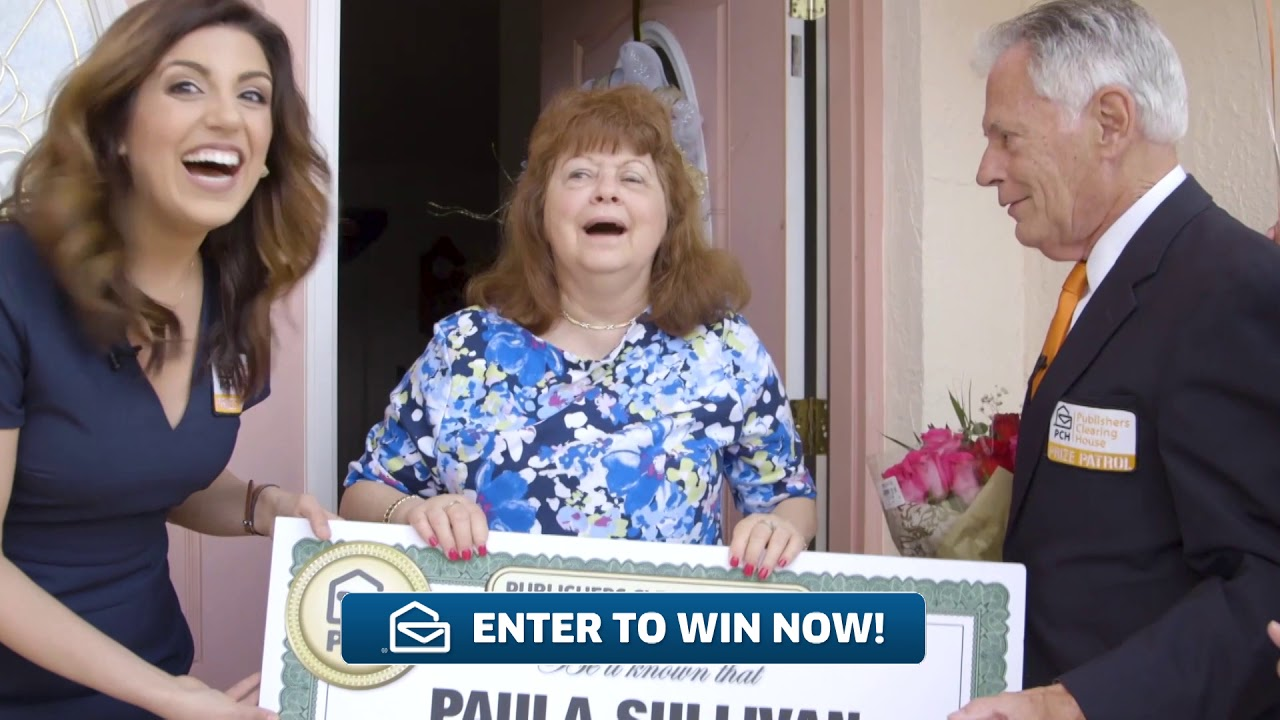 Publishers Clearing House: Win $5,000 a Week For Life!