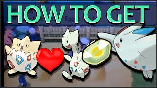 HOW TO GET Togekiss COMPLETE GUIDE in Pokemon ORAS