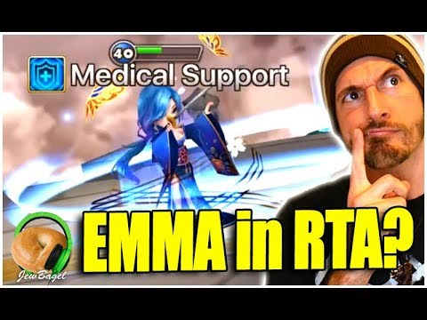 SUMMONERS WAR : Emma in RTA? (Water Neostone Agent)