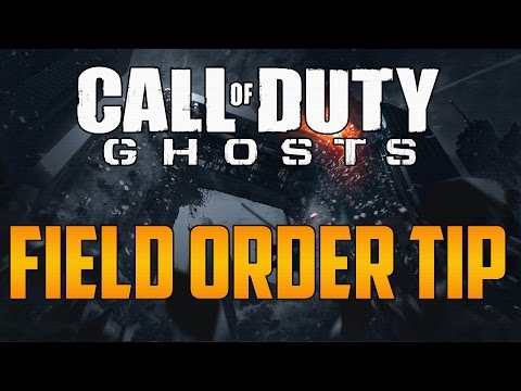 Call Of Duty: Ghosts - Humiliate The Next Enemy You Kill (Field Order Tutorial)