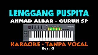 Lenggang Puspita - Ahmad Albar - Guruh SP. Karaoke - Tanpa Vocal