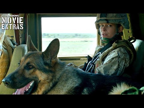 Megan Leavey release clip compilation (2017)